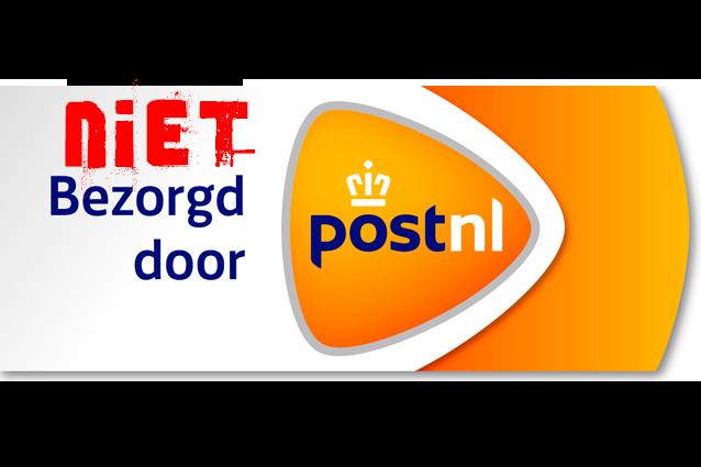 post wordt niet bezorgd
